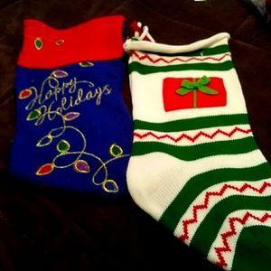 Xmas sock bundle